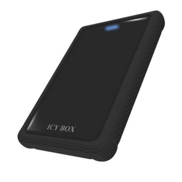 """USB 3.0 2,5"""" SATA HDD ház IcyBox Kiegészítők"""