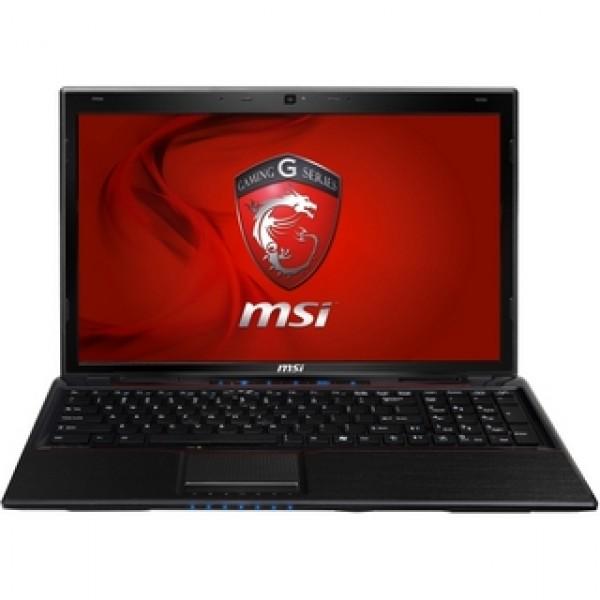 MSI GP60 2PF Leopard-662XHU Black FD 8GB Laptop