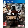 Game PS4 Metal Gear Survive Konzol