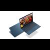 "Lenovo Ideapad 5 - 14.0"" FullHD IPS, Core i3-1115G4, 8GB, 256GB SSD, DOS - Örvénykék Laptop Laptop"