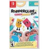 Game Nintendo Snipperclips Plus: Cut it out...  Konzol