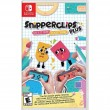 Game Nintendo Snipperclips Plus: Cut it out...