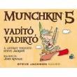 Társasjáték Munchkin 5 kiegésztítő