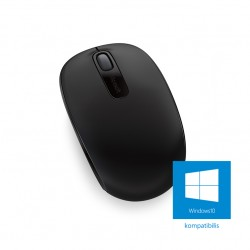 Microsoft Wireless Mobil Mouse 1850 Black U7Z-00003