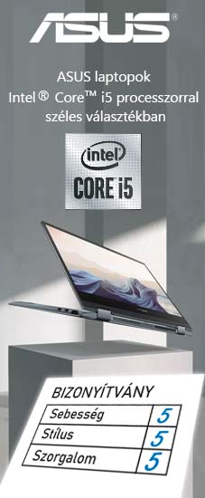 asus laptop core i5 processzorral
