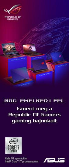 asus rog gamer laptop.hu akció